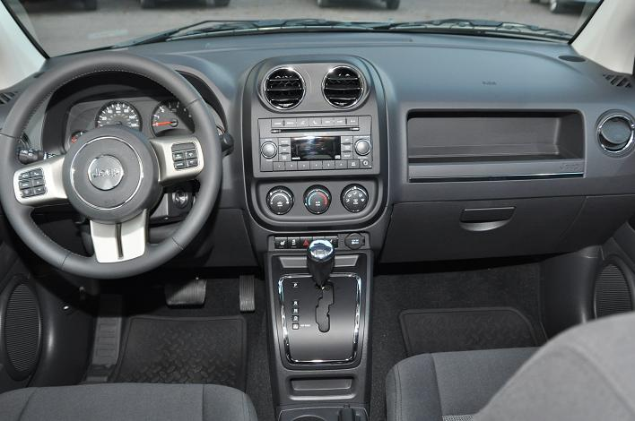 2012 Jeep Patriot #8
