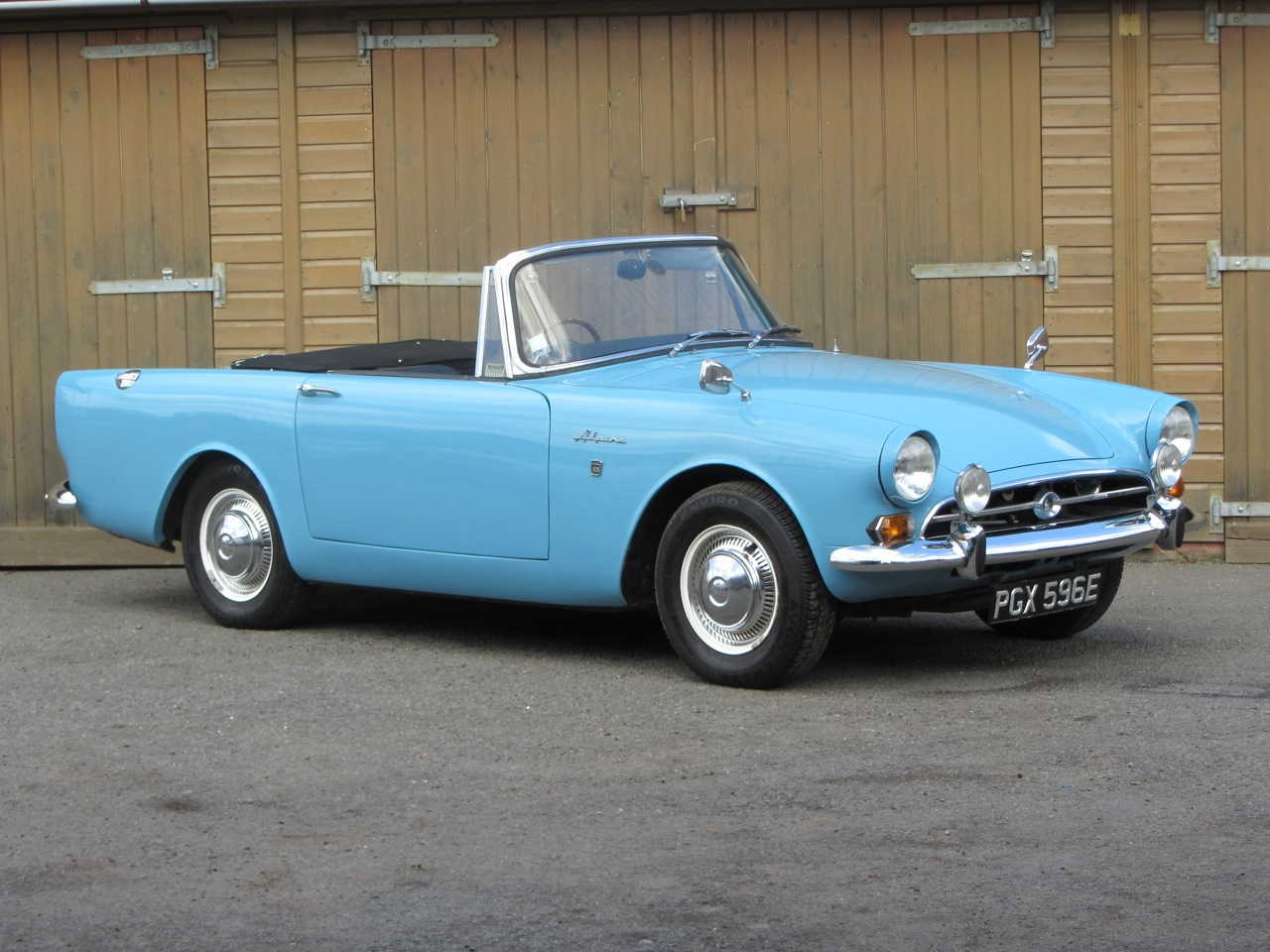 Sunbeam Alpine #16