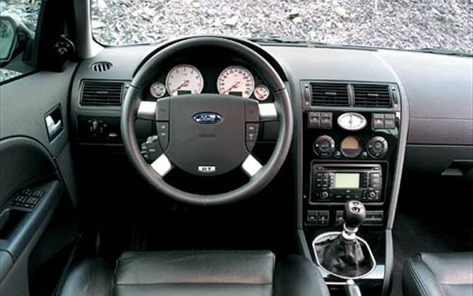 2004 Ford Mondeo #2