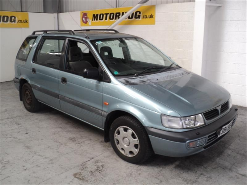 1996 Mitsubishi Space Wagon #12