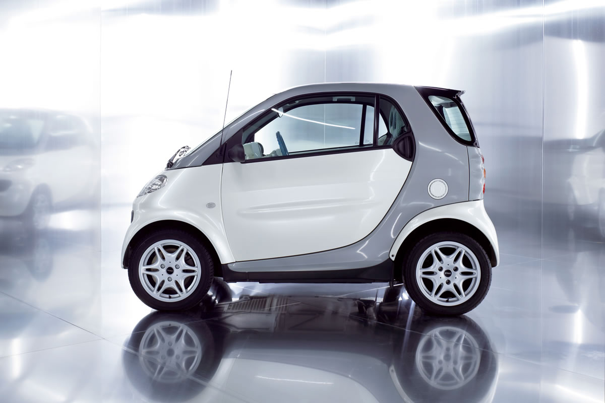 2001 Smart ForFour #7