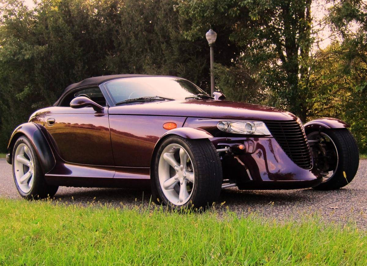 1999 Dodge Prowler #8