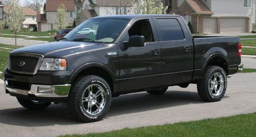 2005 Ford F-150 #13