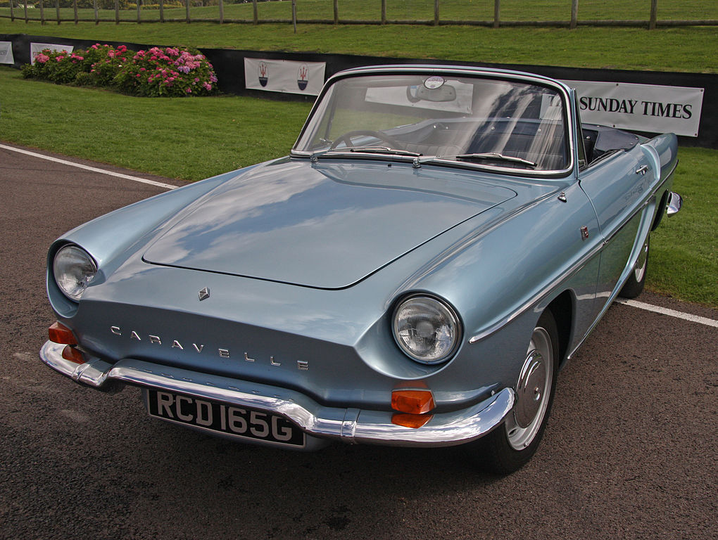 1962 Renault Caravelle #7