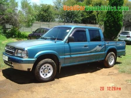 1998 Ford Courier #16