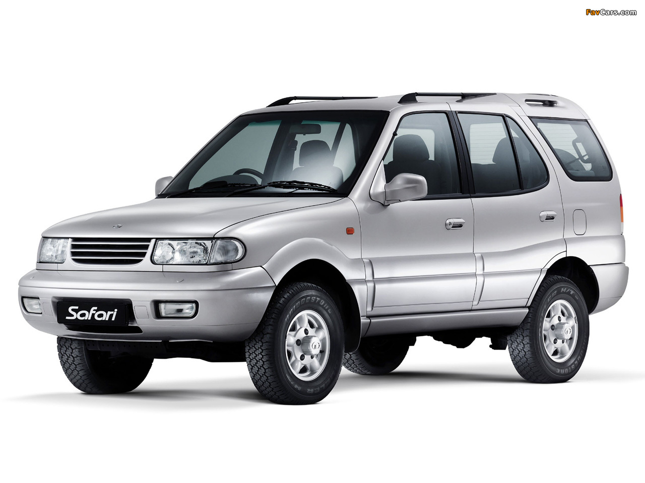 1998 Tata Safari #1