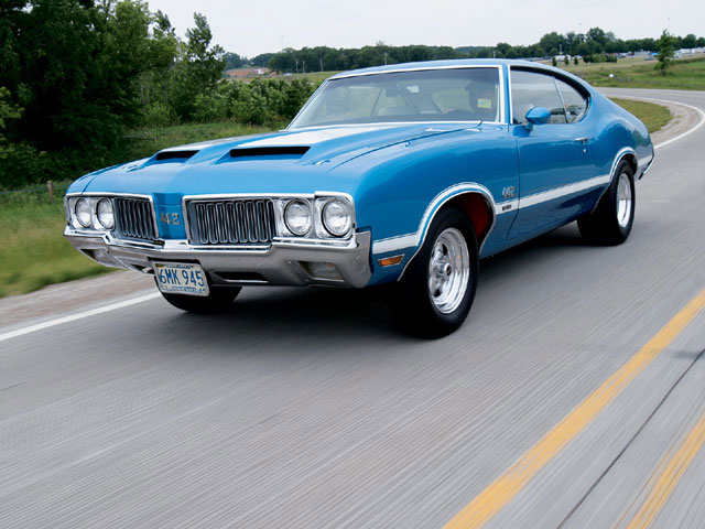 Oldsmobile Cutlass #13