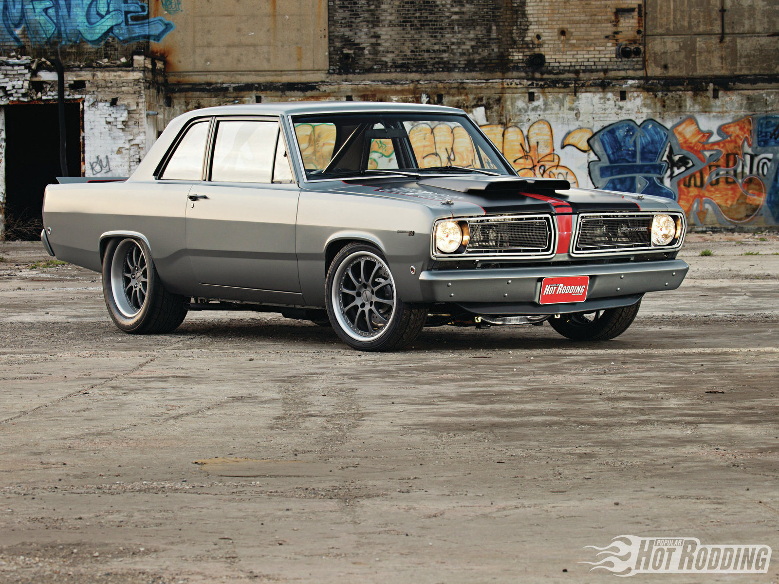 Plymouth Valiant #8
