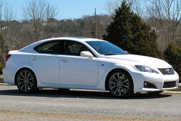 2008 Lexus Is F #1