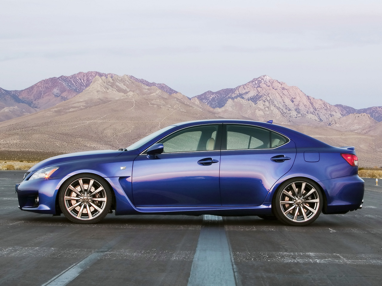 Lexus Is F #10