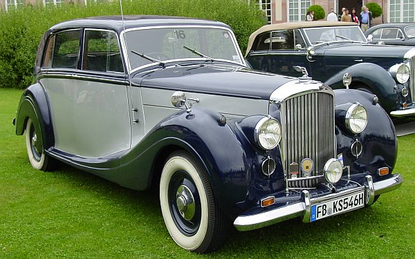 Bentley Mark VI #3
