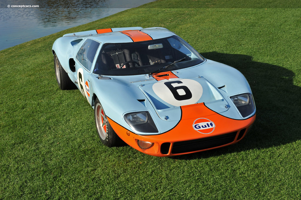 1968 Ford GT 40 #16