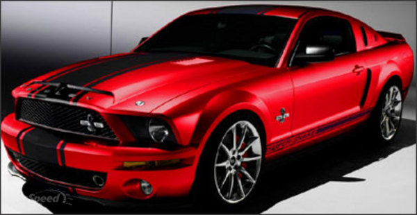 2007 Ford Shelby Gt500 #17