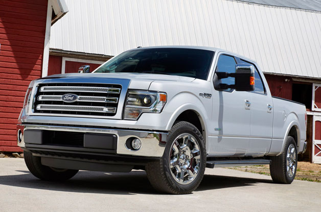 2013 Ford F-150 #3