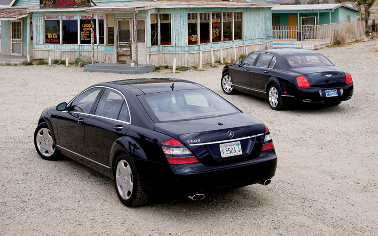 2006 Bentley Continental Flying Spur #8