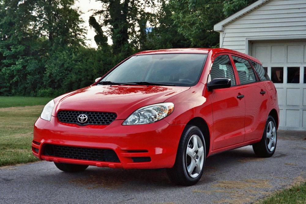 2003 Toyota Matrix #7