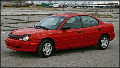 1994 Chrysler Neon #11