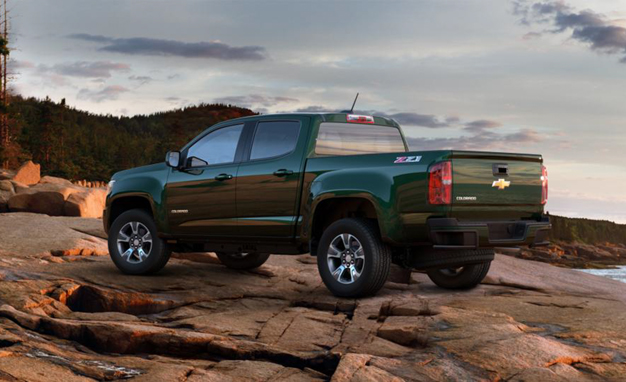 2015 Chevrolet Colorado #18