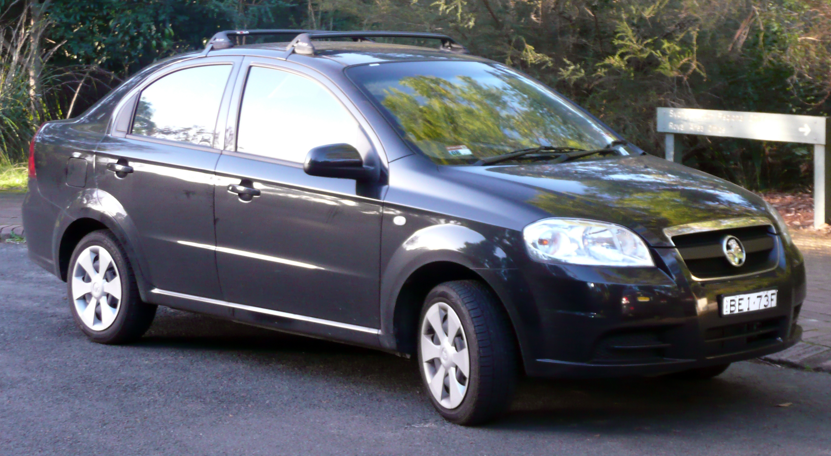 2008 Holden Barina Photos Informations Articles
