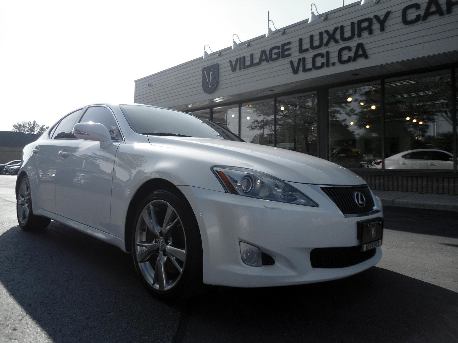 2009 Lexus Is 350 #8