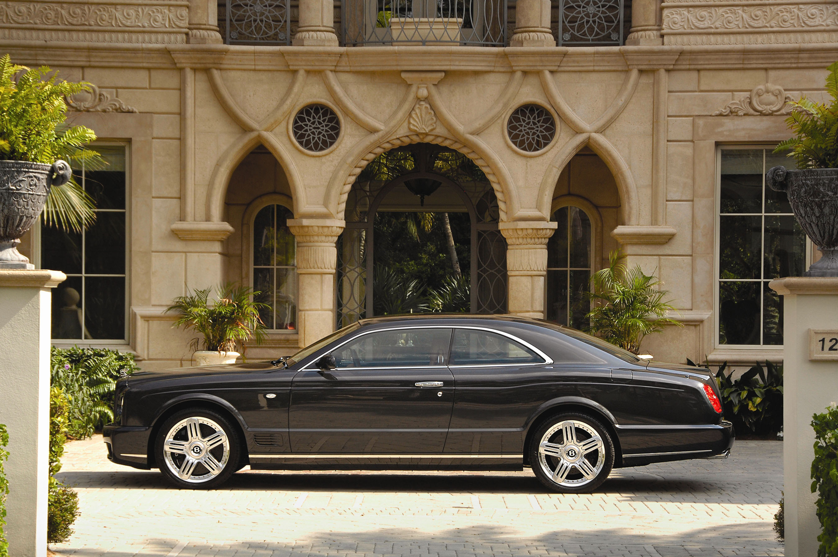 2009 Bentley Brooklands #12