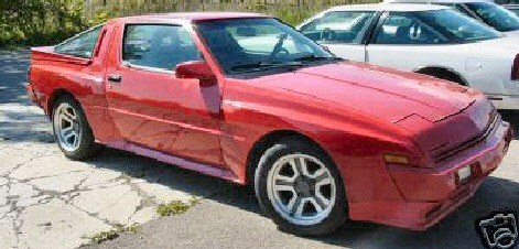 1989 Chrysler Conquest #9