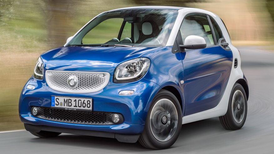 2016 Smart Fortwo #15