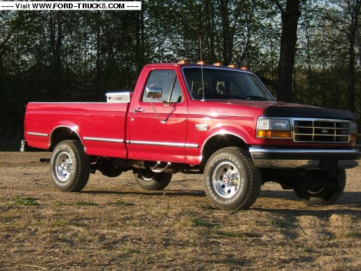 1994 Ford F-250 #14