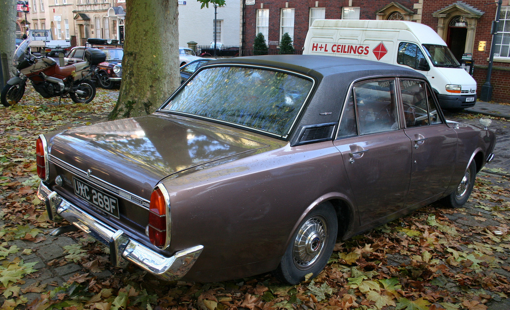 1967 Ford Corsair Photos, Informations, Articles ...