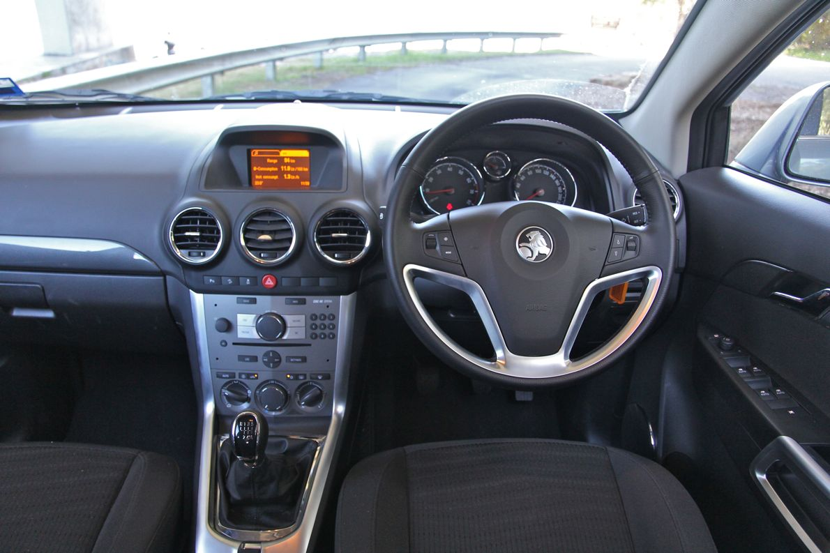 2012 Holden Captiva #6