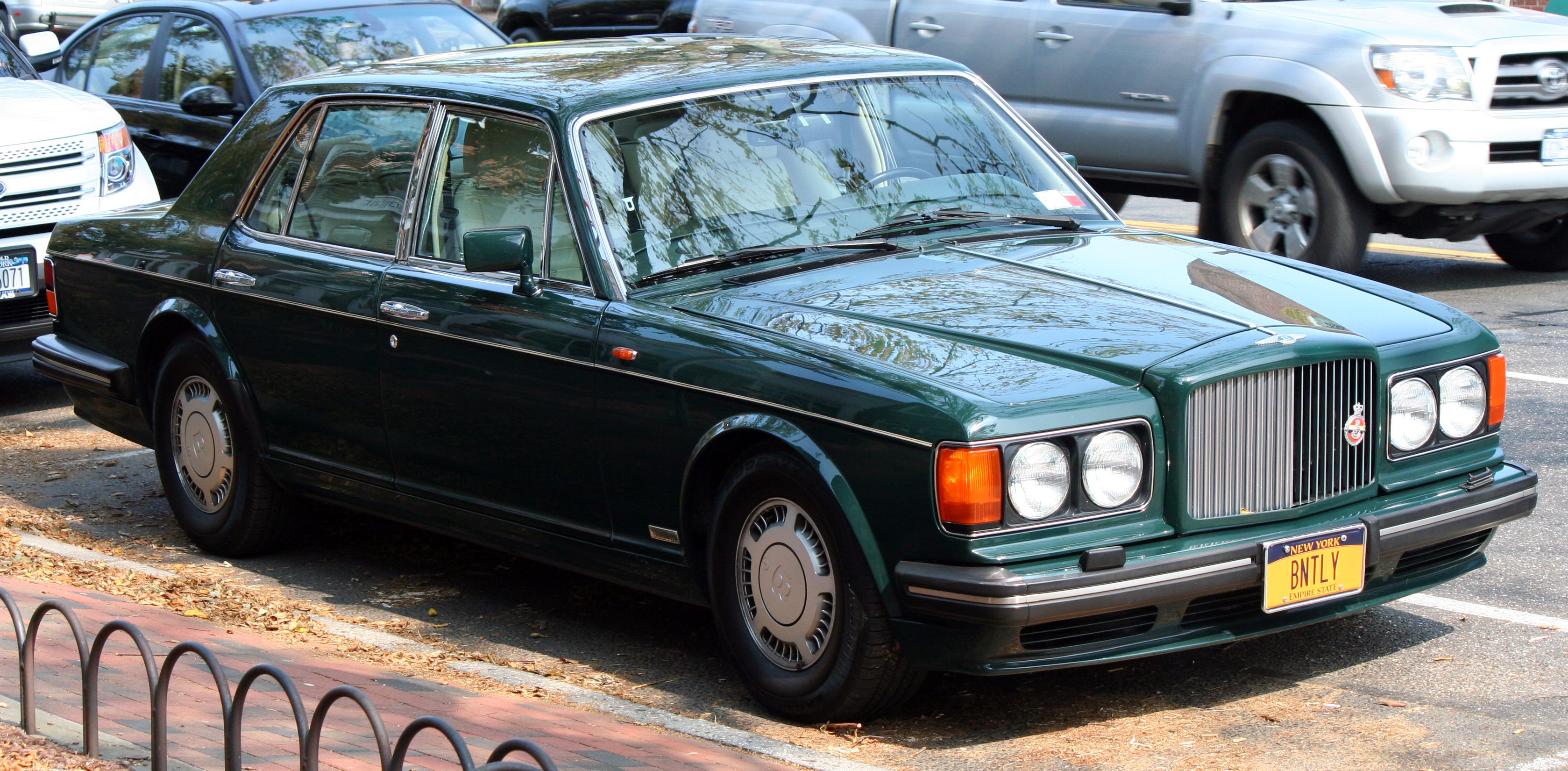 1994 Bentley Turbo #5