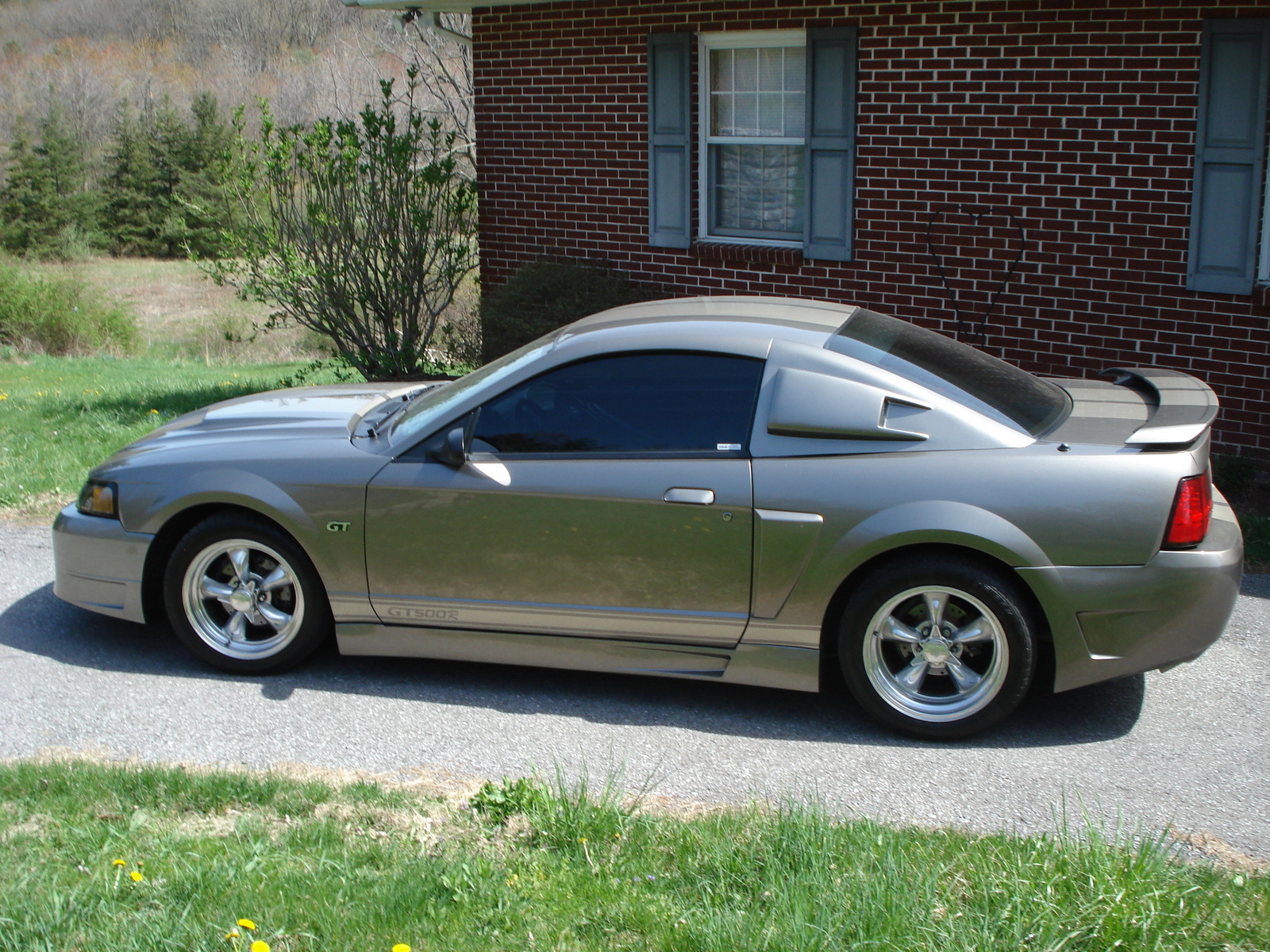2002 Ford Mustang #7