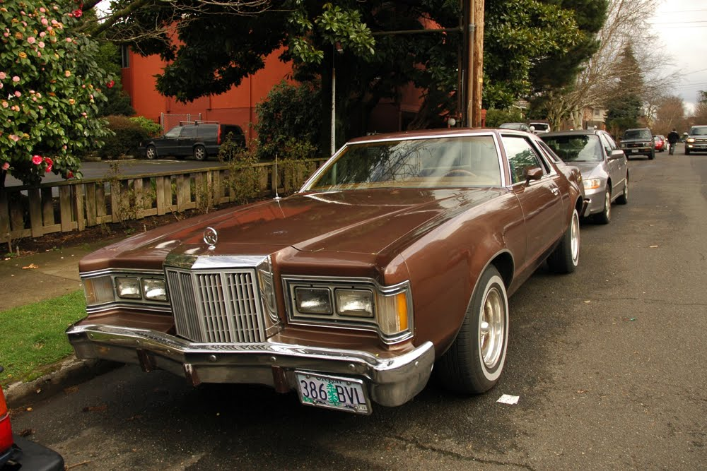 1977 Ford Cougar #9