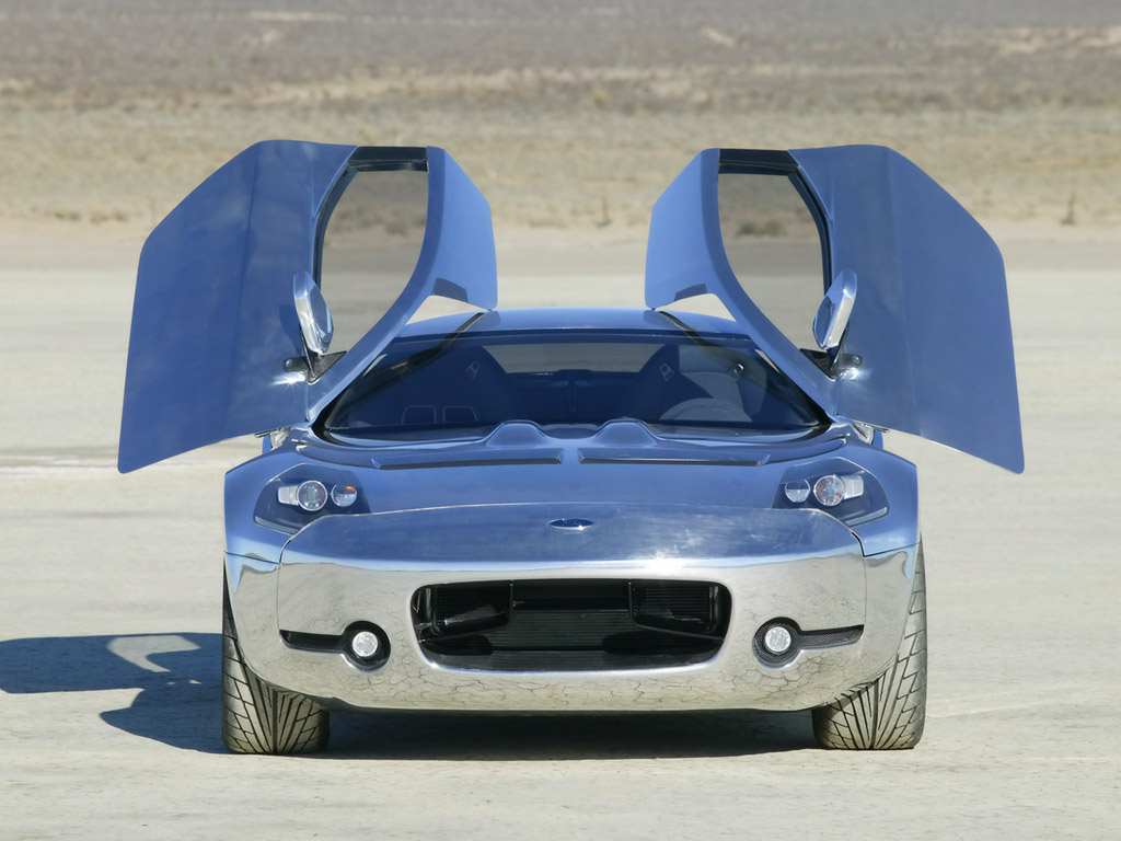 2005 Ford Shelby GR-1 Concept #12