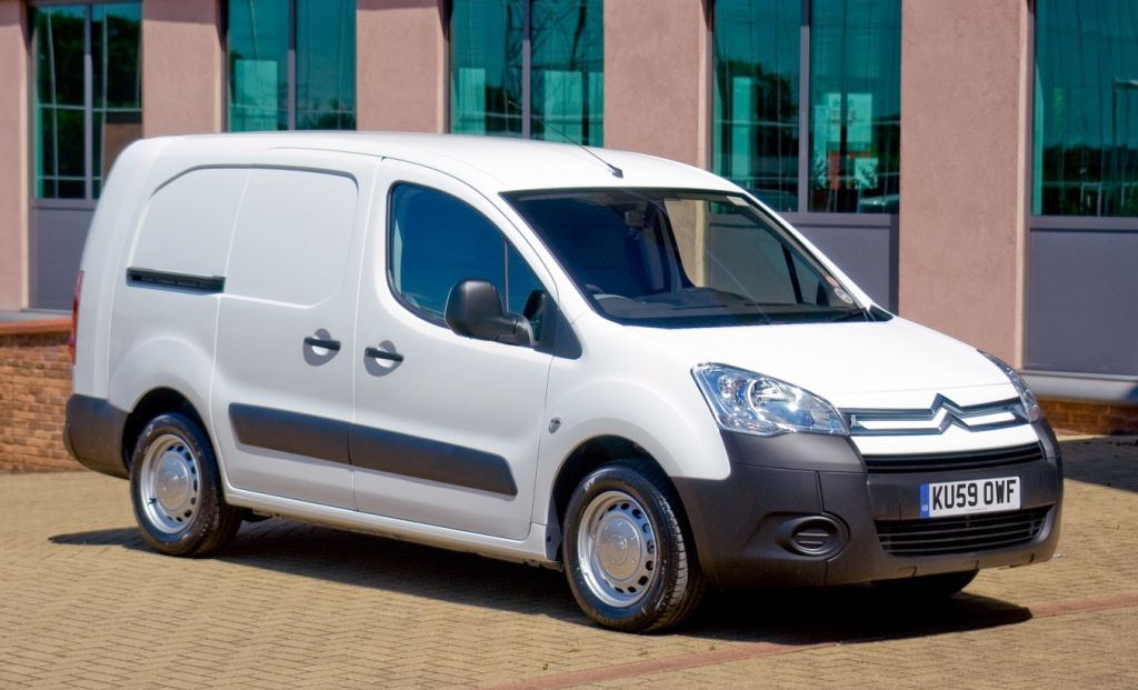 2009 Citroen Berlingo #4