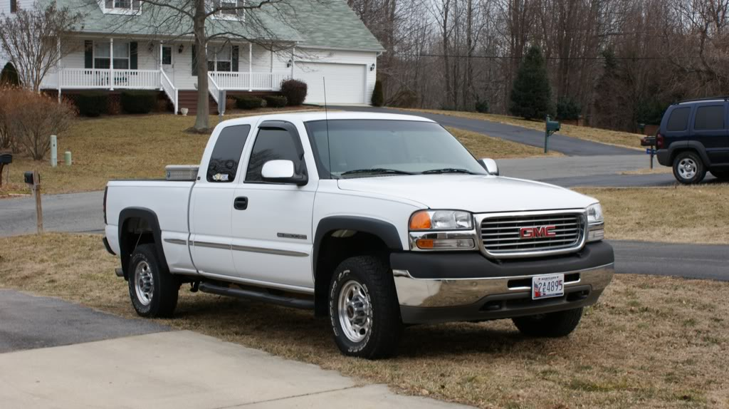 2001 GMC Sierra 2500hd #3