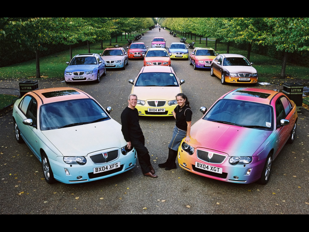 MG Rover #8
