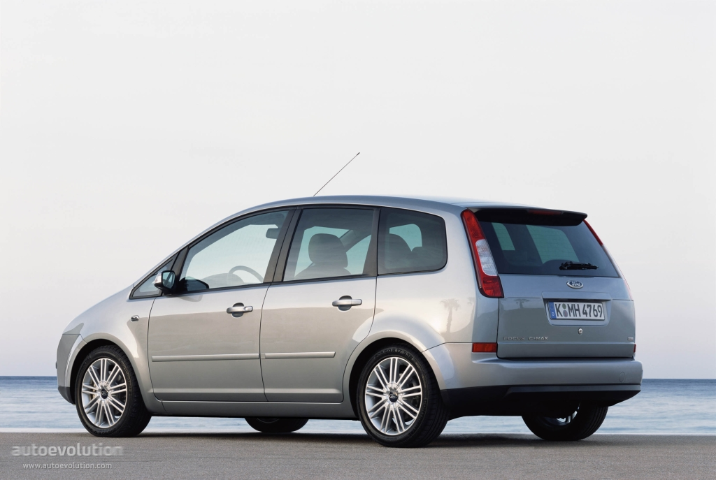 2005 Ford C-MAX #8