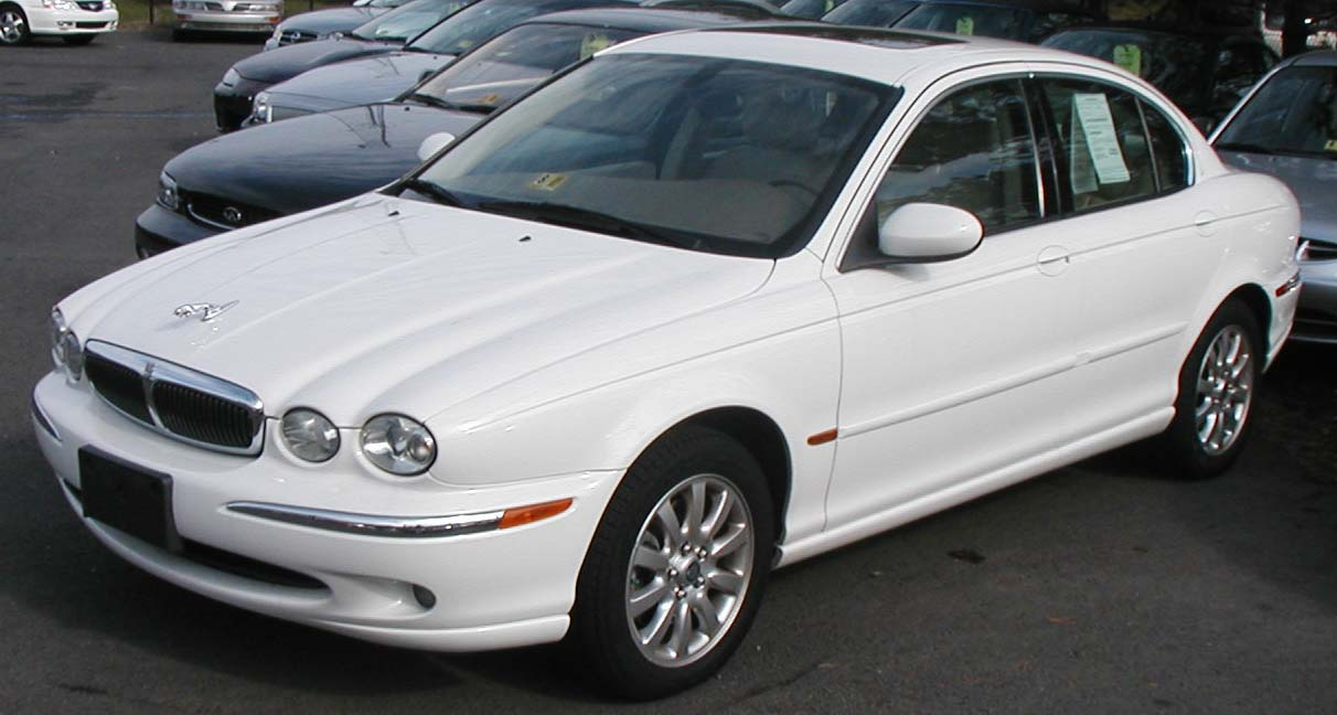 Jaguar X-type #11