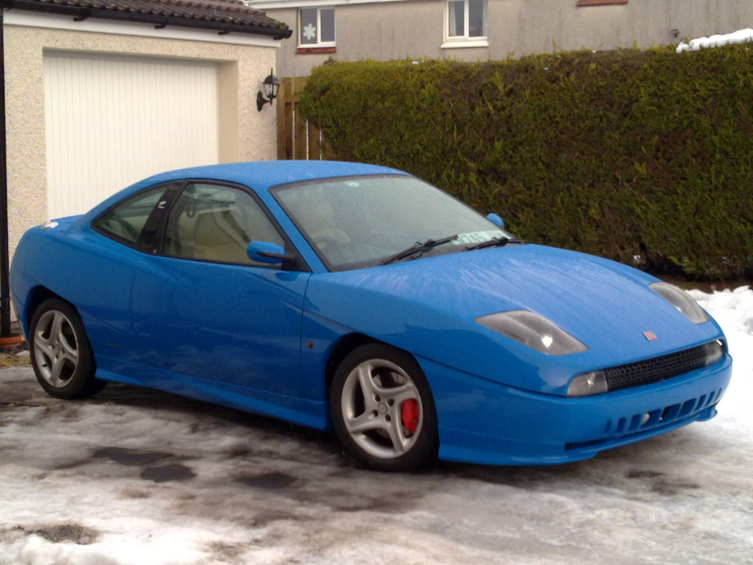 1998 Fiat Coupe #2