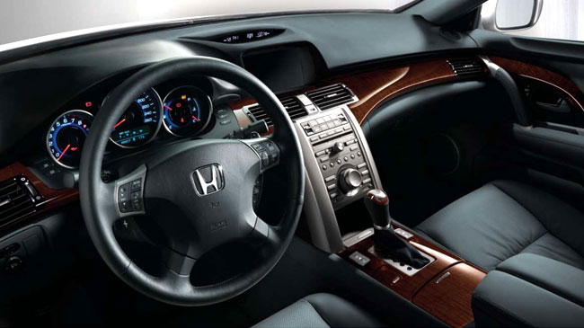2011 Honda Legend #4