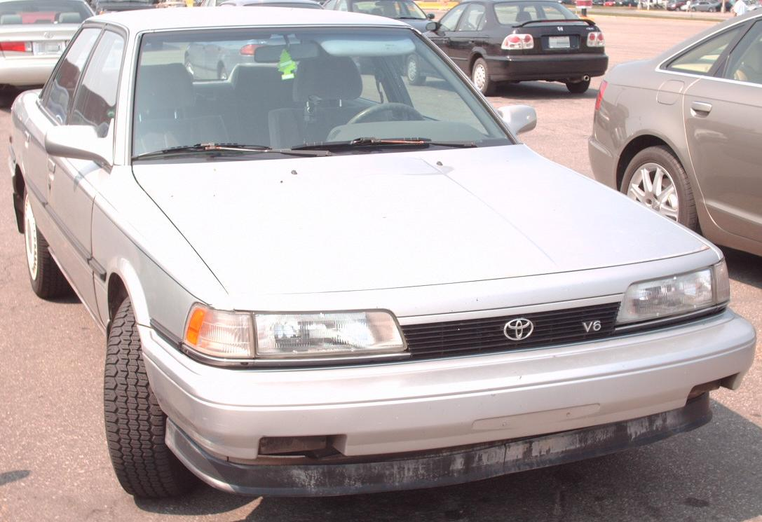 1991 Toyota Camry Photos Informations Articles Engine Diagram 14