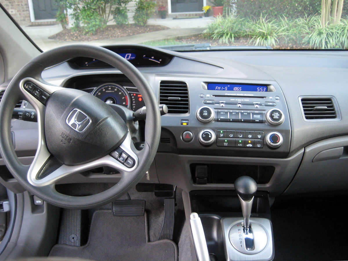 2007 Honda Civic 8