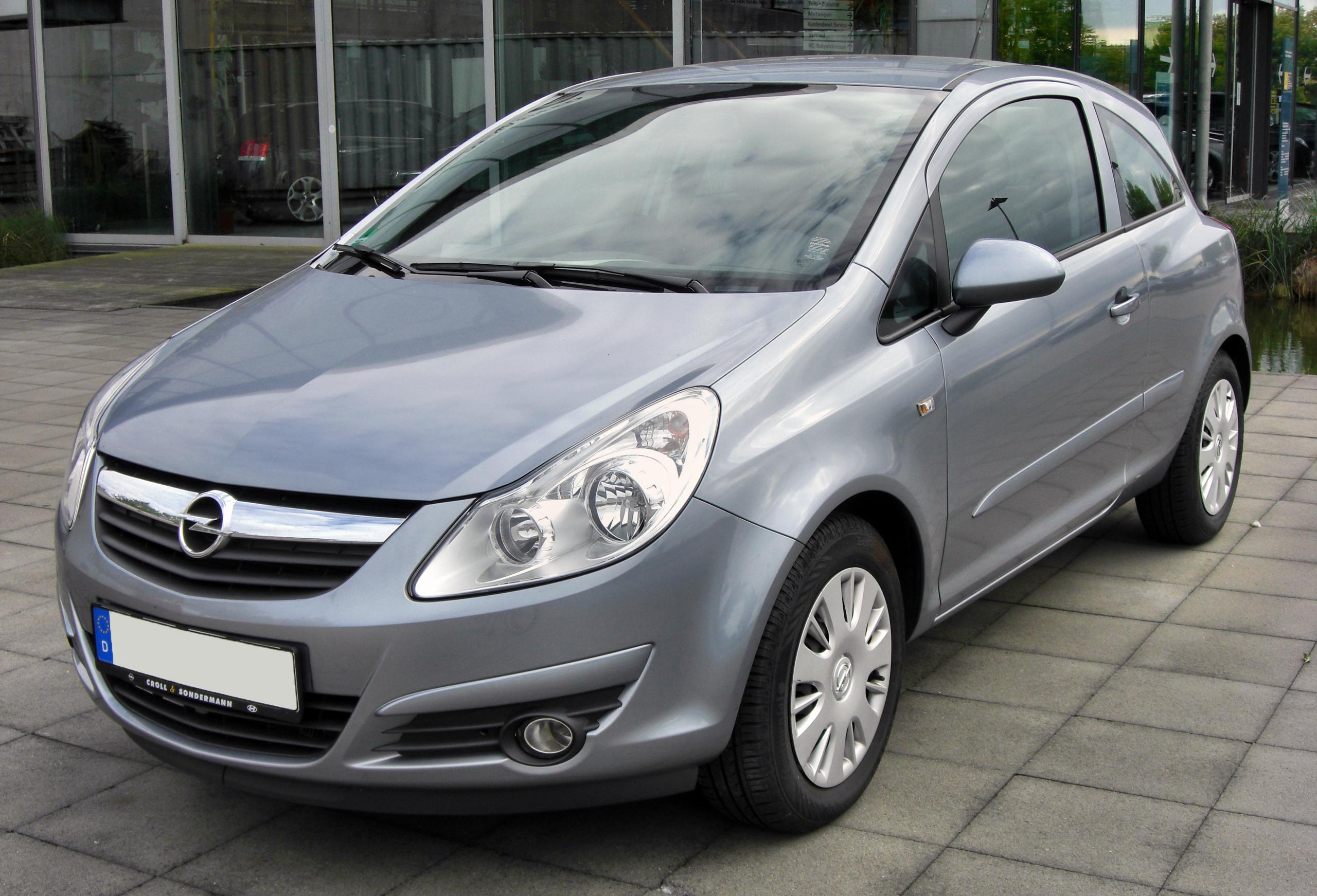 2011 opel corsa photos informations articles. Black Bedroom Furniture Sets. Home Design Ideas