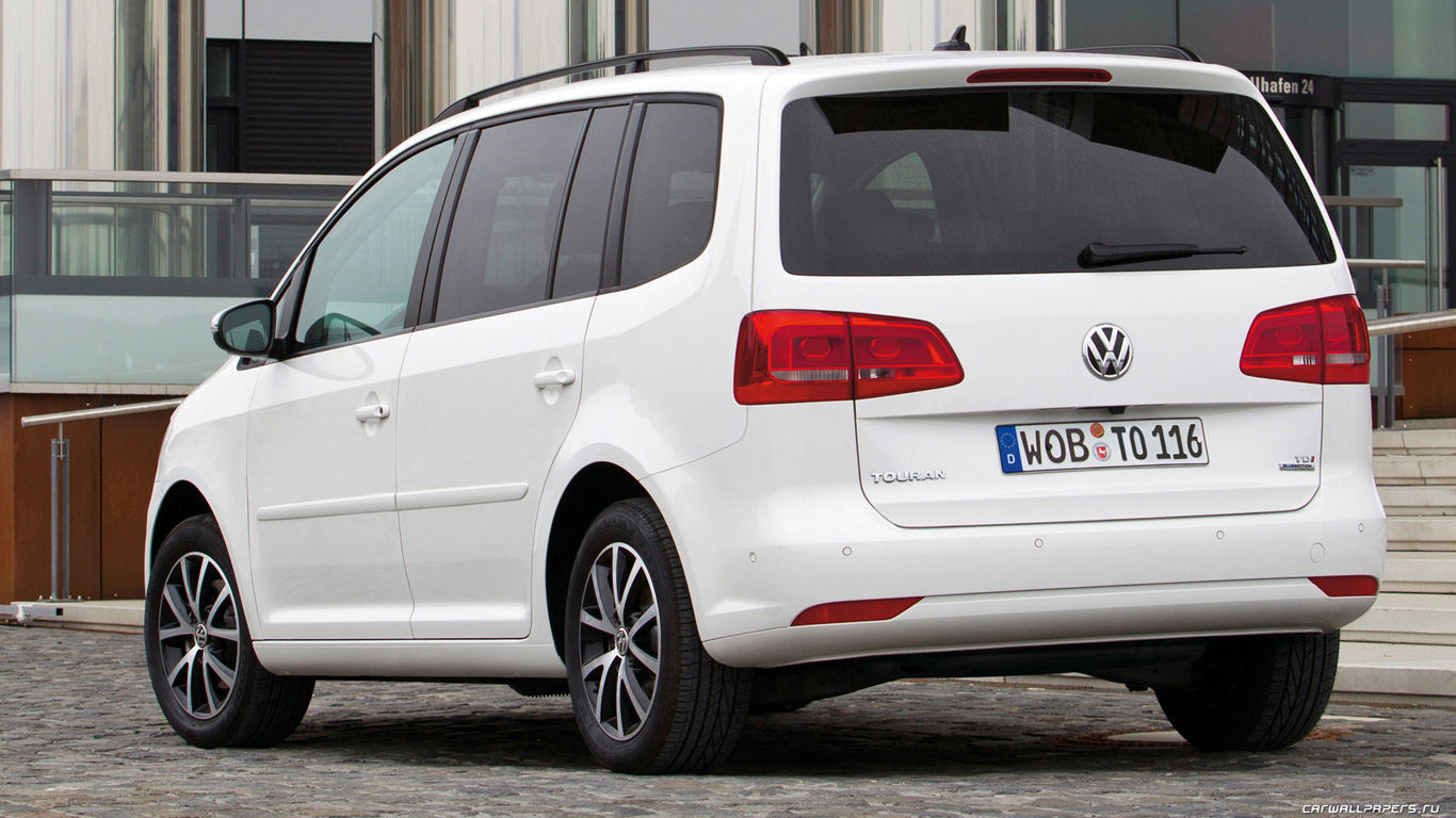 2010 volkswagen touran photos informations articles. Black Bedroom Furniture Sets. Home Design Ideas