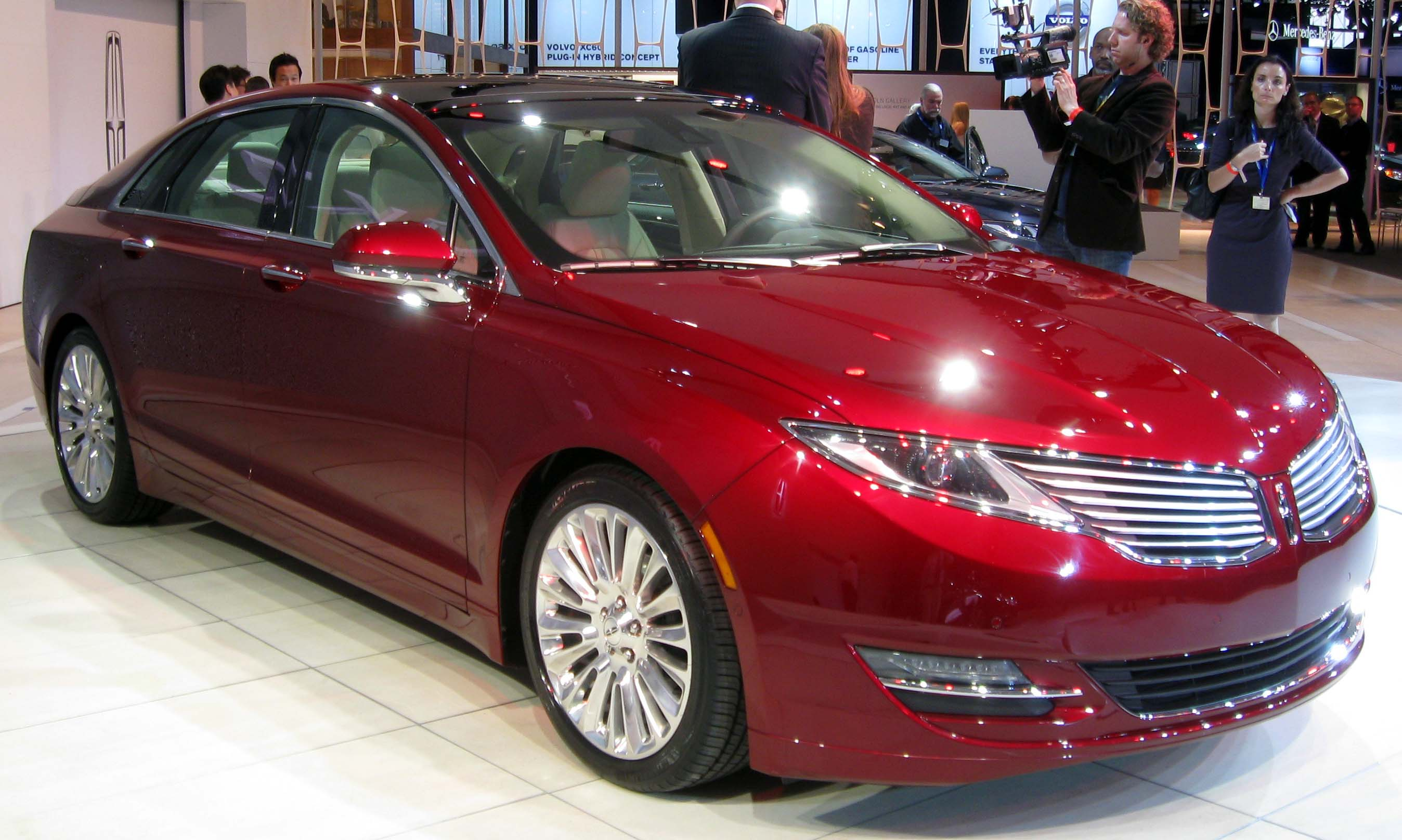 Lincoln Mkz #2