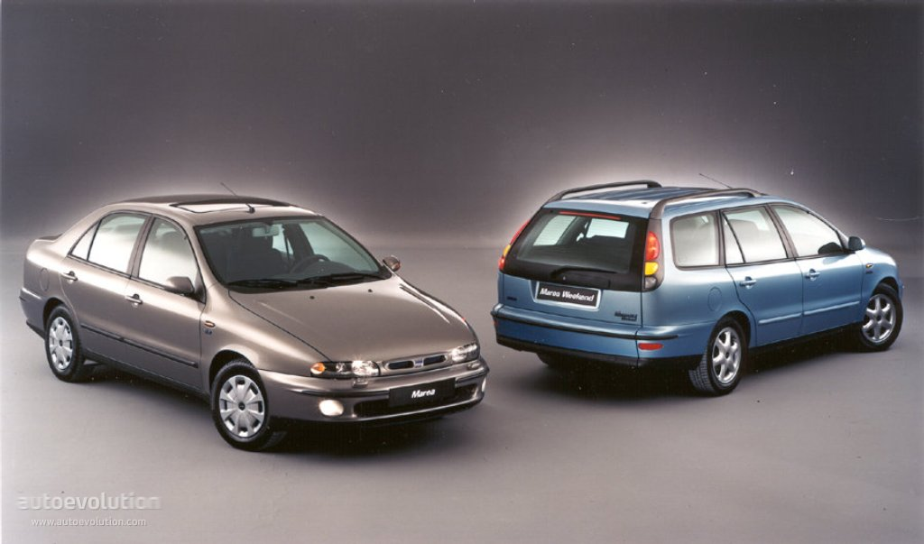 Fiat Marea Weekend #16