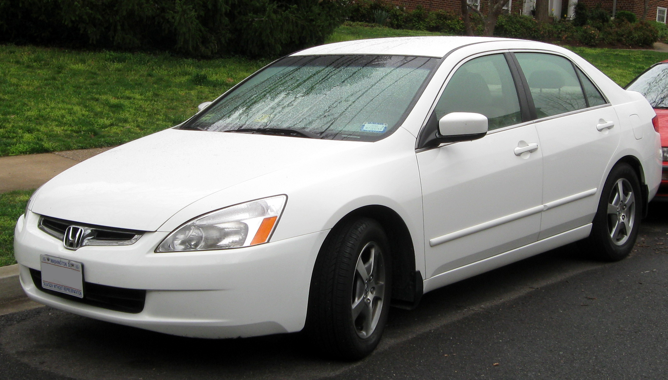 2005 Honda Accord #9