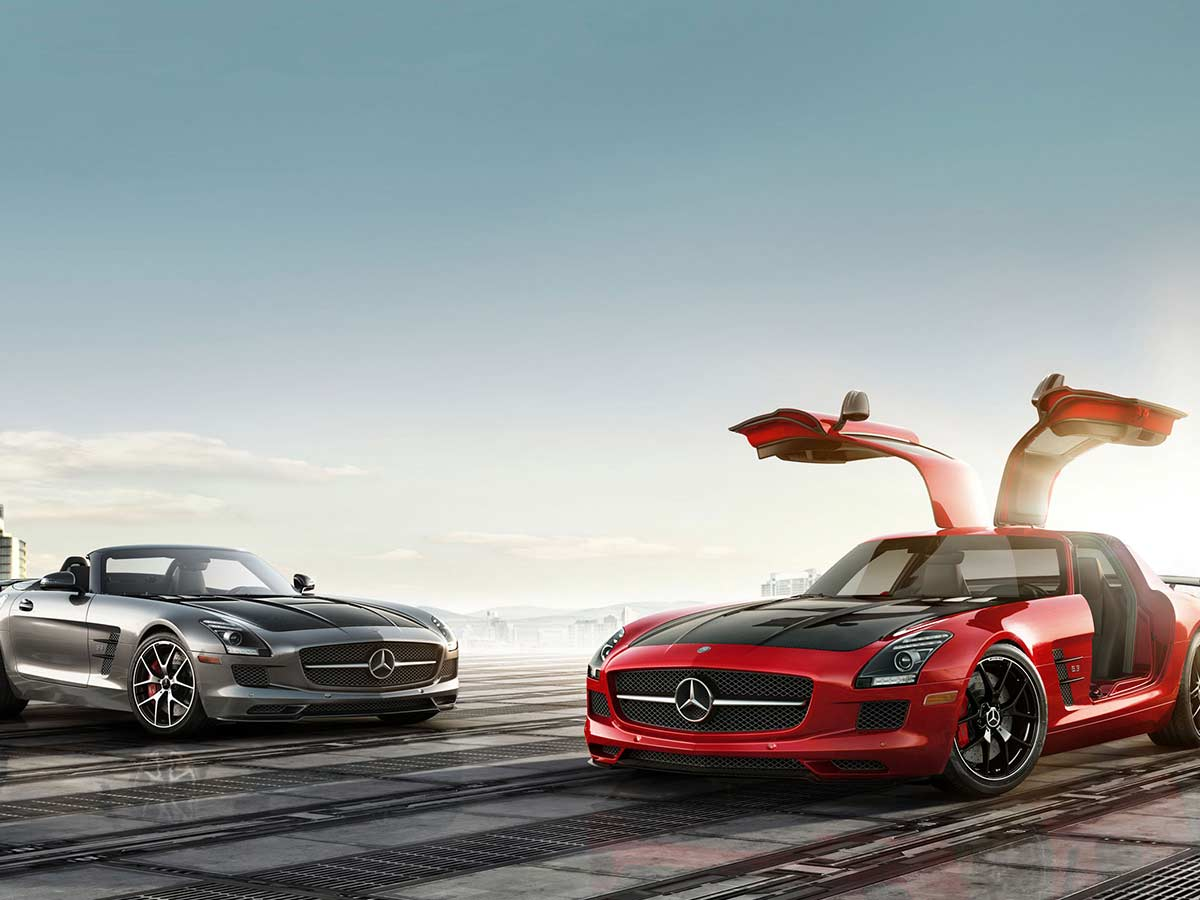 Mercedes-Benz Sls Amg Gt Final Edition #18