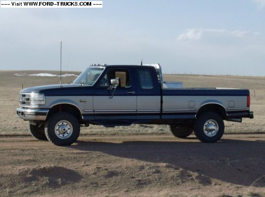 1995 Ford F-250 #12
